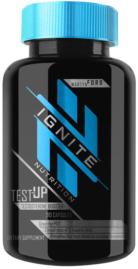 Ignite Nutrition Test-Up