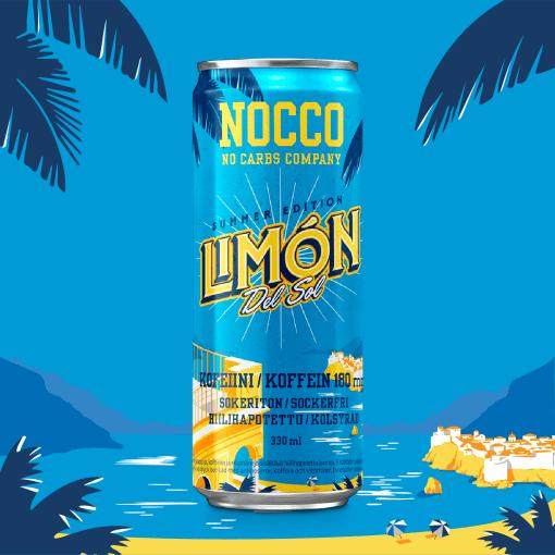 Nocco Limon