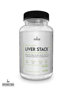 Supplement Needs Liver Stack