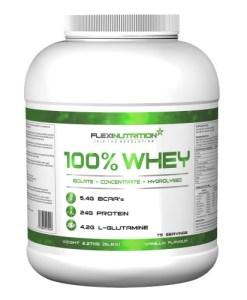 Flexi Nutrition 100% Whey