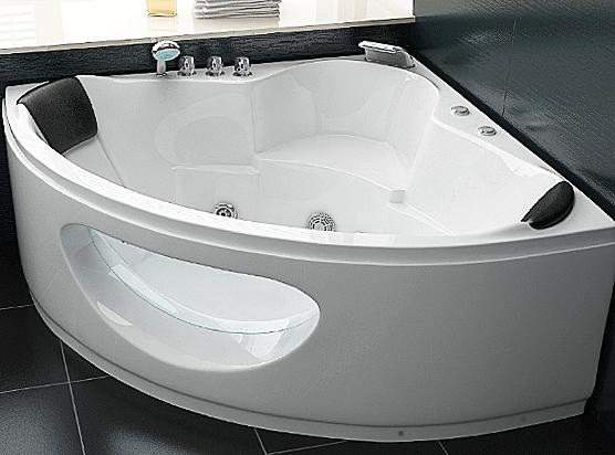 Whirlpool Badewanne Toskana 10 Massage Dsen Glas