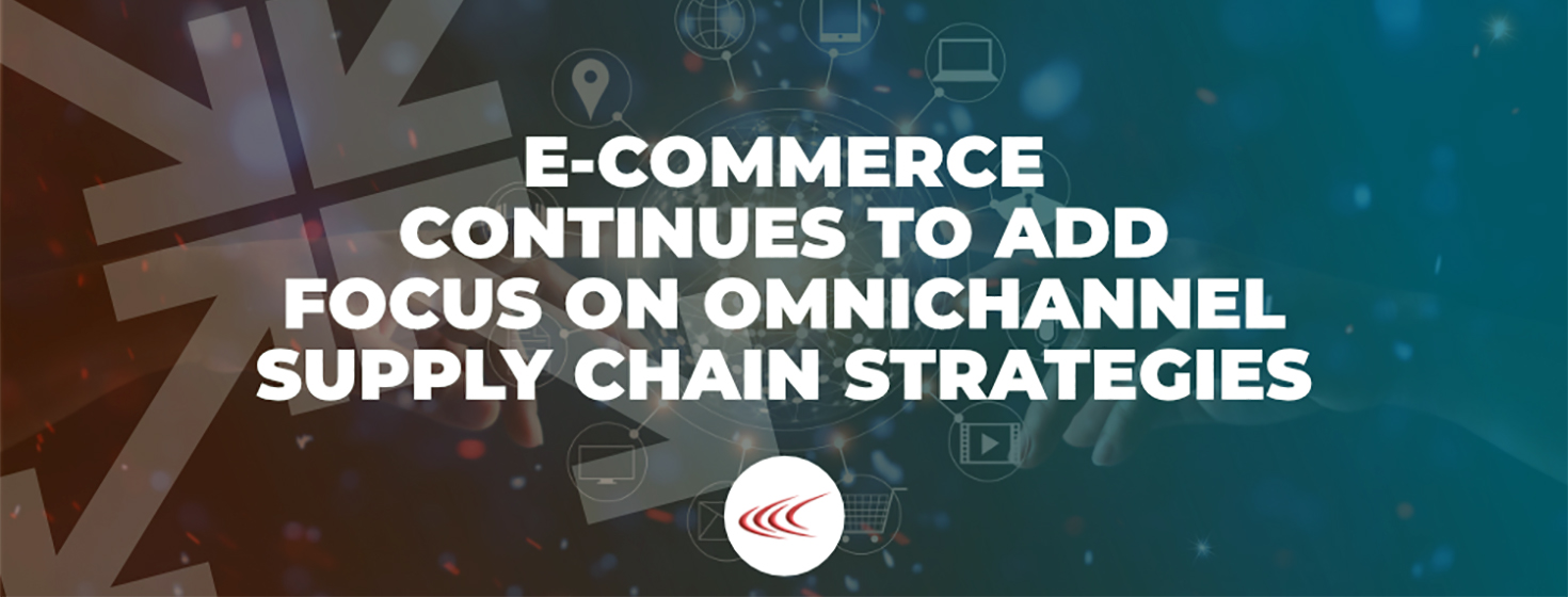 Ecommerce Continues to Focus on Omnichannel Supply Chain Strategies: Demands Continuous Improvement