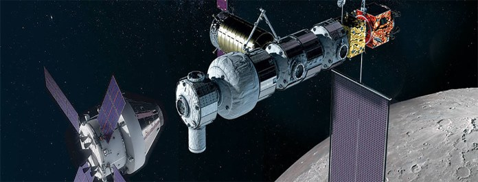 NASA Seeks Information for Gateway Cargo Delivery Services