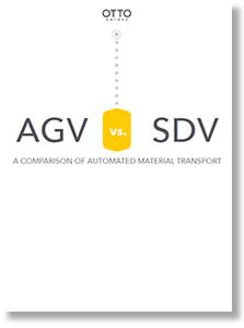 Automated Guided Vehicles vs Self-Driving Vehicles