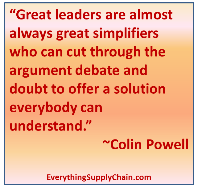 Colin Powell Leadership Skills