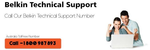 Belkin Support +61-1800-987-893 Australia