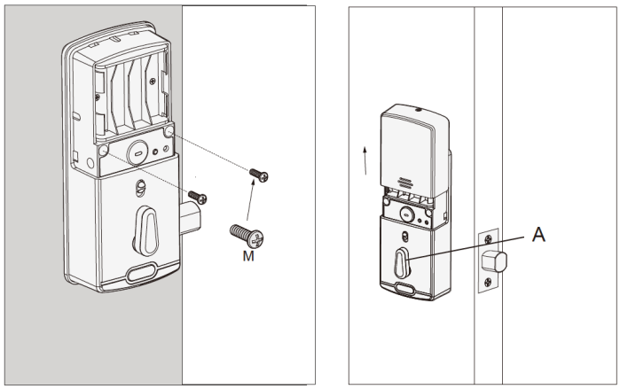 Lockly Smart Lock Securing Installation