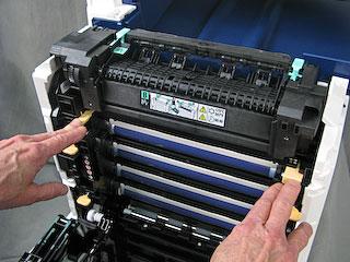 Install Image Unit