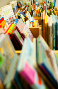 Children's books Image: Bada Bink via Flickr