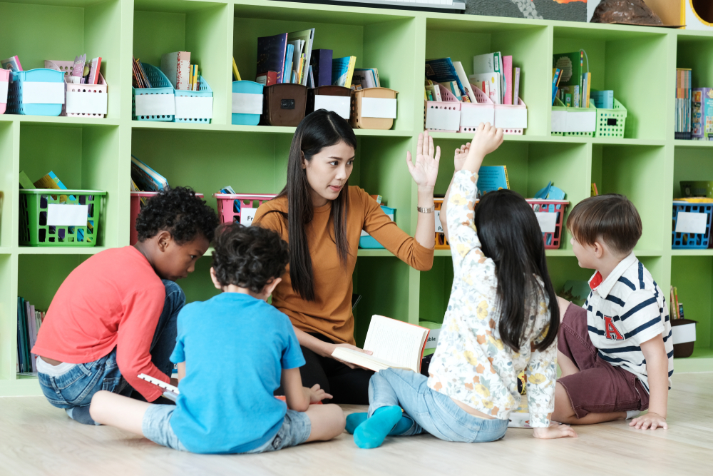 Teachers: Money Available for Classroom Libraries