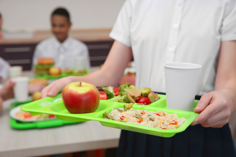 School District Refuses Lunch Debt Donations