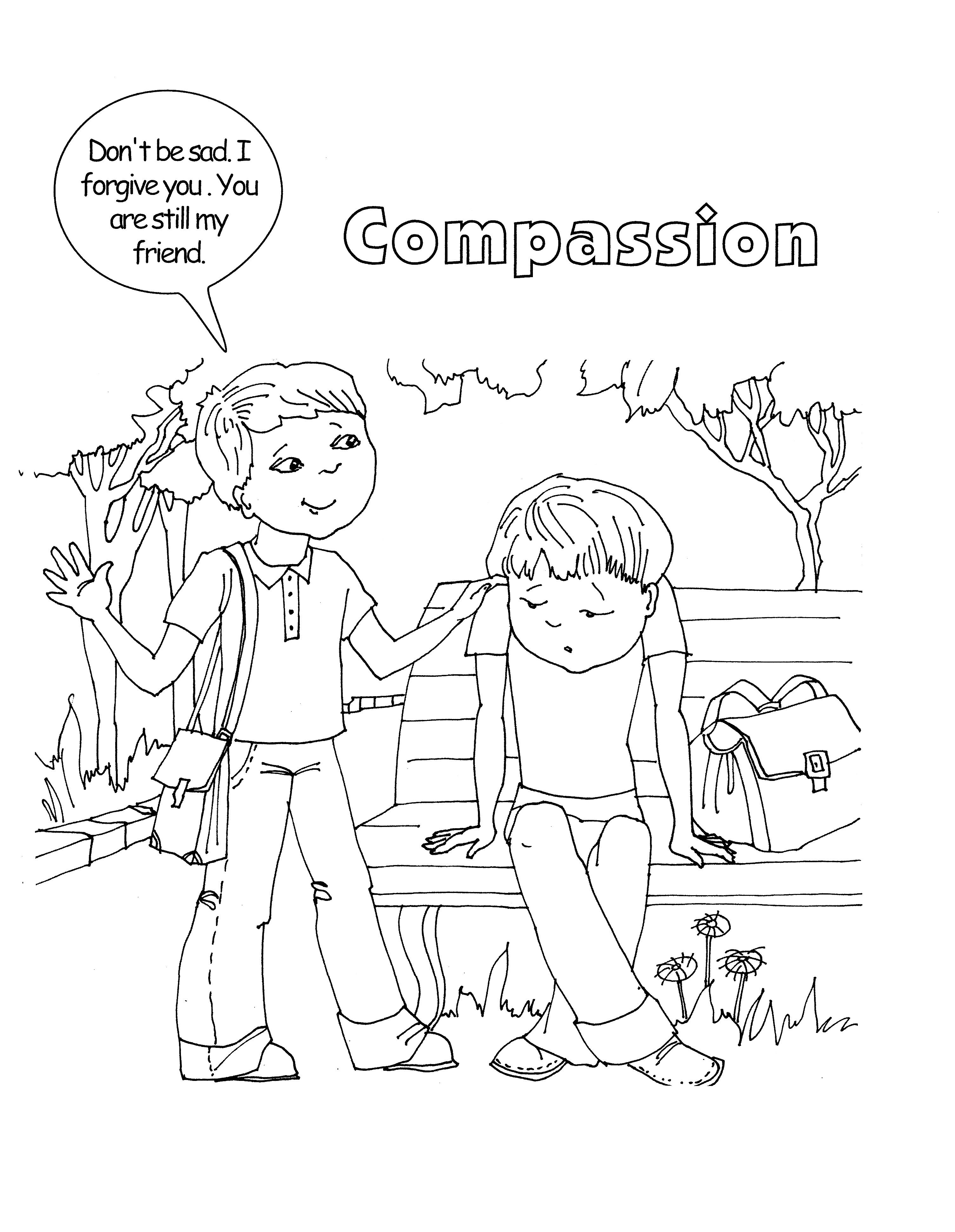 13 Compassion