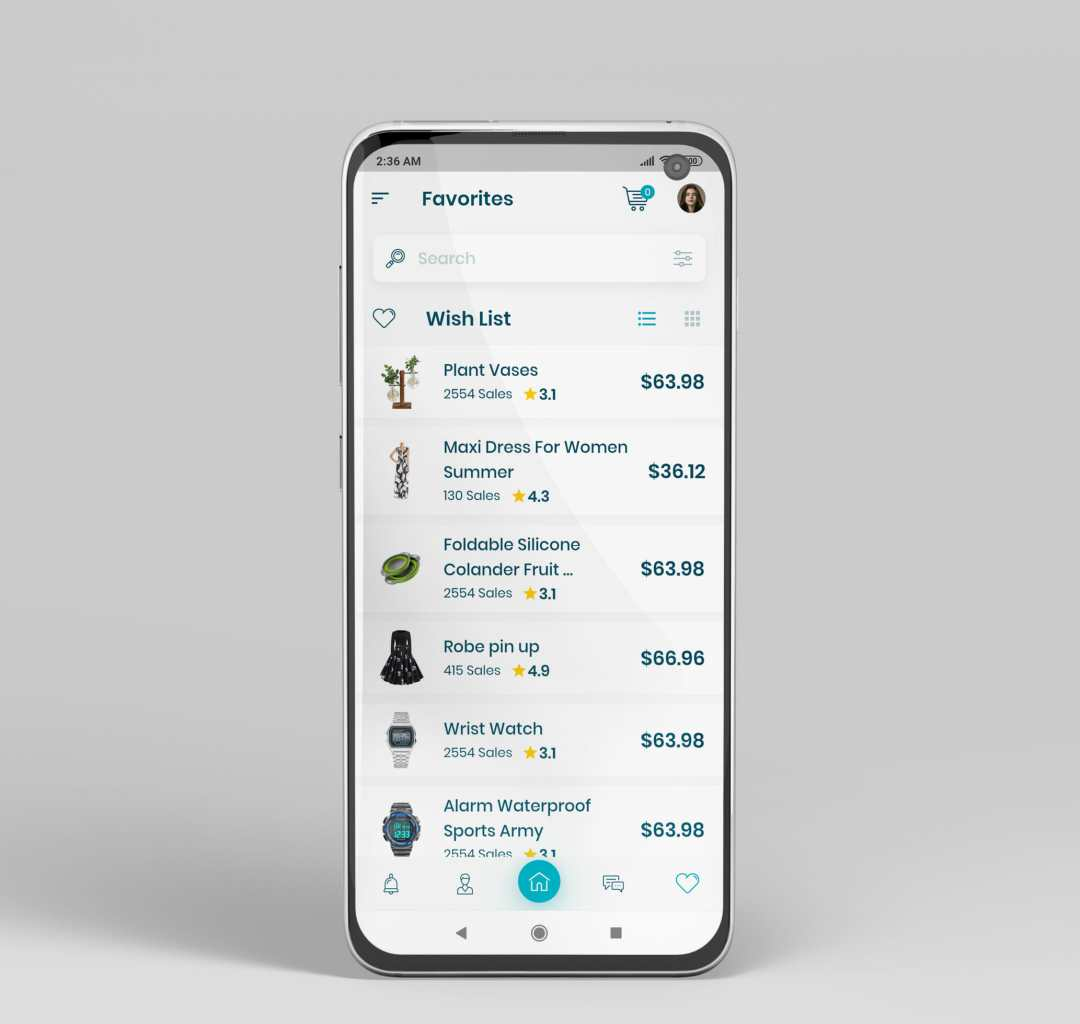 e commerce flutter app ui kit14