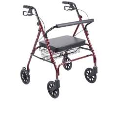 Bariatric Transport Chair 500 Lbs Covers For Sale Sydney Oversized Rollator With Basket Brakes 500lbs Weight Capacity Support Plus Fe3752