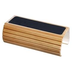 Sofa Arm Tray Table Uk Folding Bed Foam Wood Flexi Rest Honey 52598687316 Ebay