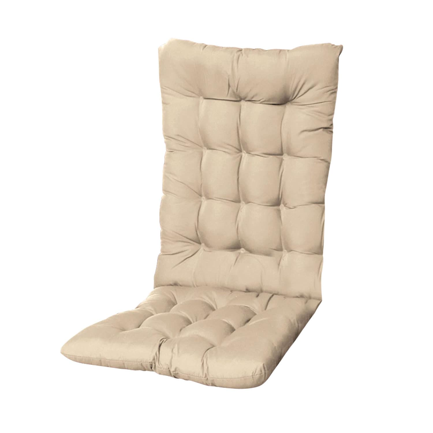 2 piece rocking chair cushions ed gein miles kimball set with securing details about ties beige