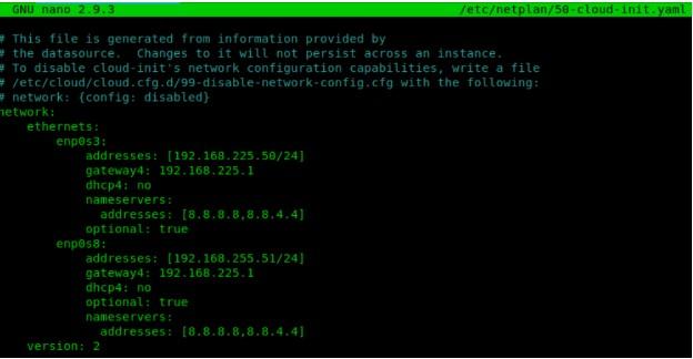 Network configuration in Ubuntu 18.04 LTS using netplan   Server Management Tips