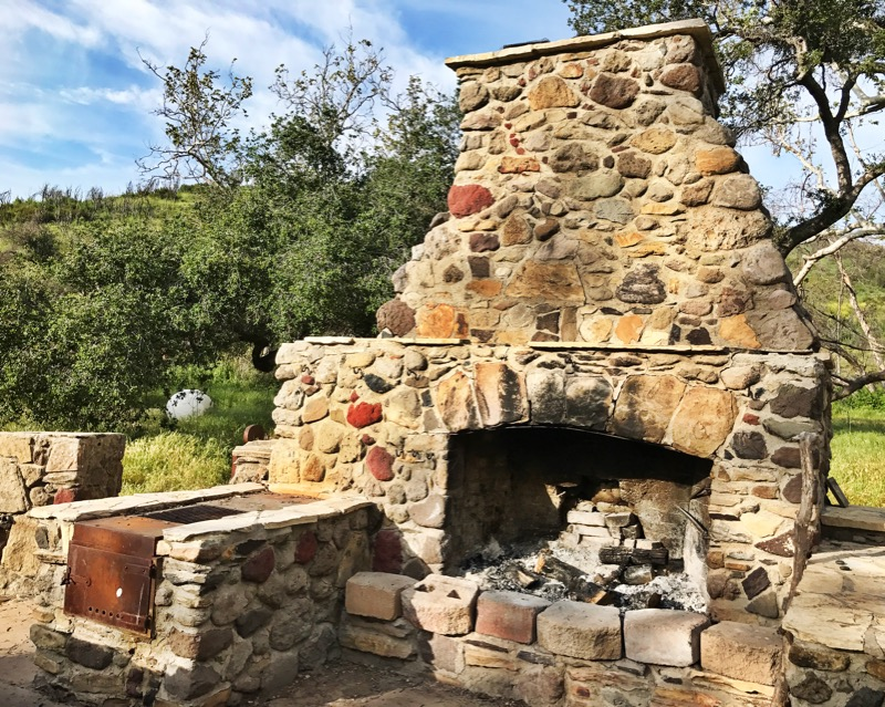 Fireplace At Danielson Ranch CG