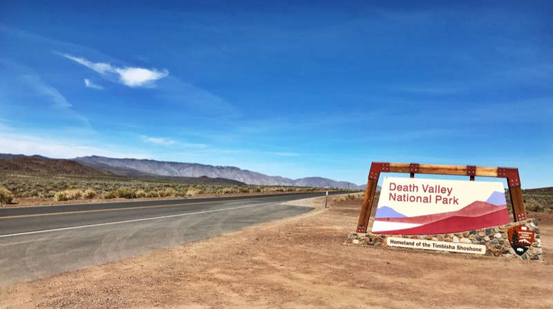 Welcome To Death Valley National Park!