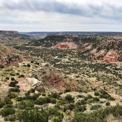 Palo Duro Canyon SP