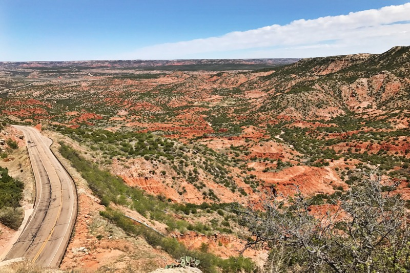 Day 22: Buffalo Lake NWR, Palo Duro Canyon SP, and Ft. Griffin SHS