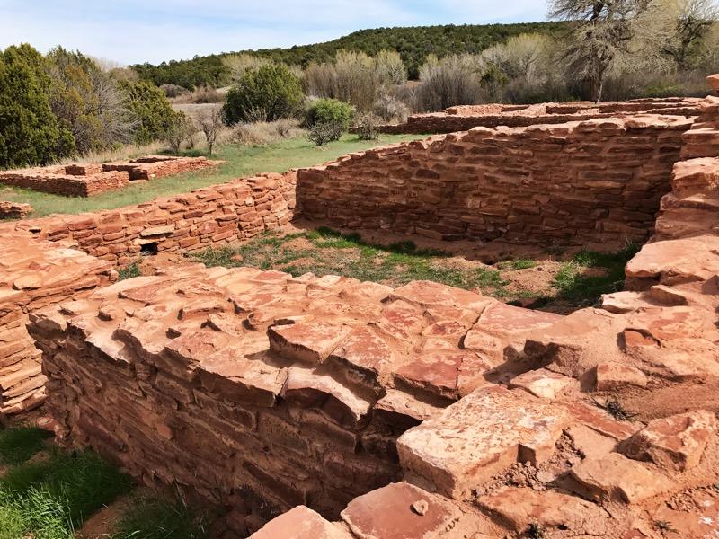 Salinas Pueblo Missions NM