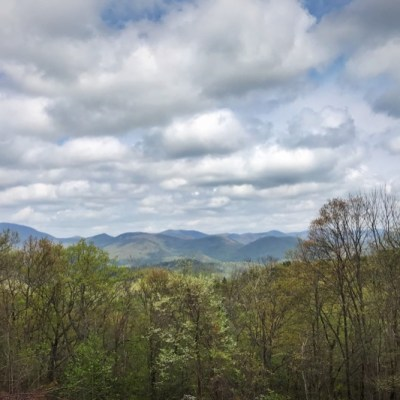 Chattahoochee National Forest, Blue Ridge Ranger District