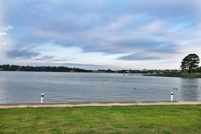 Lake Granbury From DeCordova Bend Park