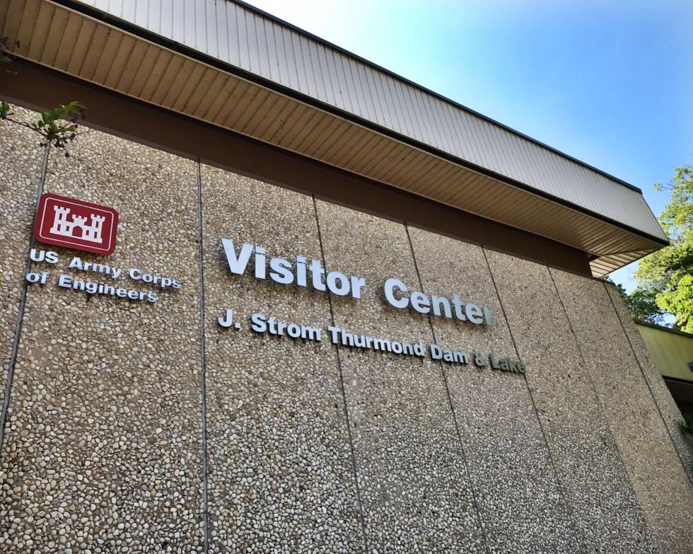 J. Strom Thurmond Dam & Lake Visitor Center