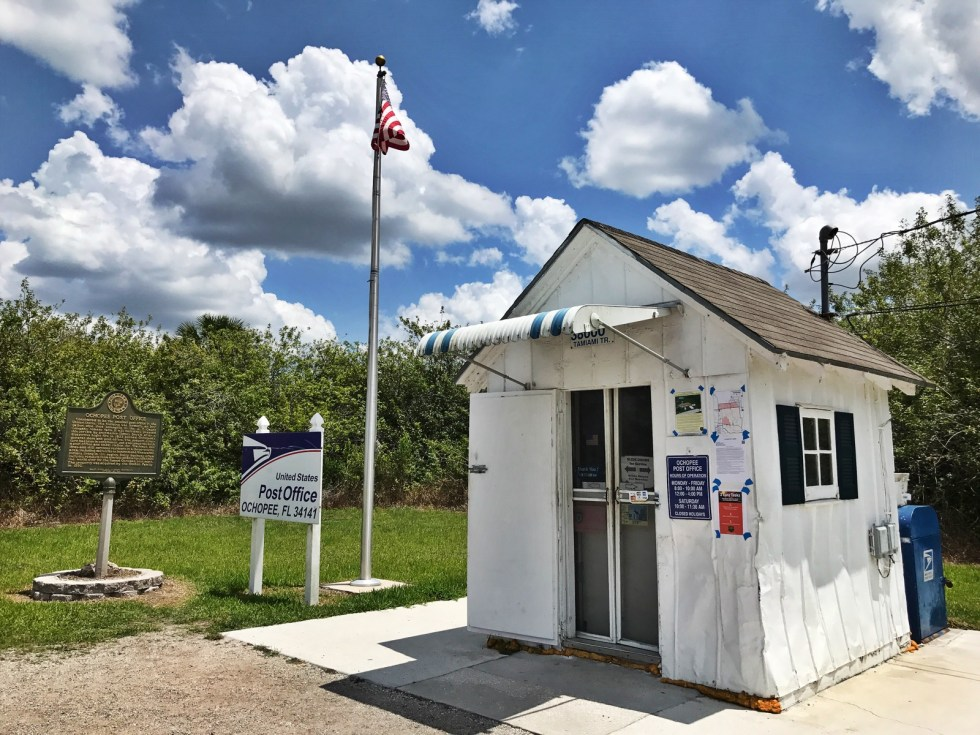Smallest Post Office In The USA