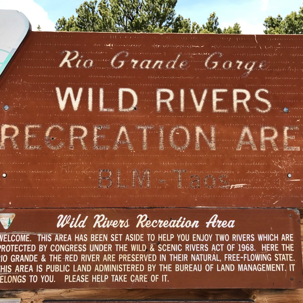 Wild Rivers Recreation Area