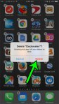 how to delete an app on an iphone 7