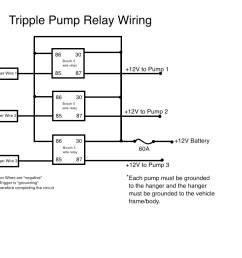 tripple pump hanger wiring diagram lowside trigger jpg [ 1024 x 768 Pixel ]