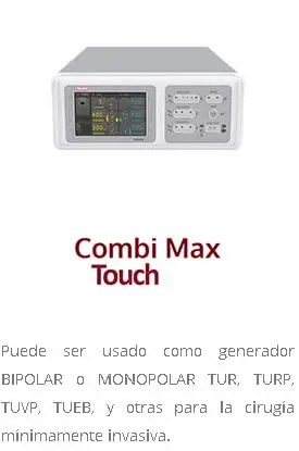 Combi Max Touch