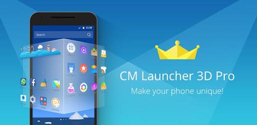 CM Launcher: Cambia el aspecto de Android