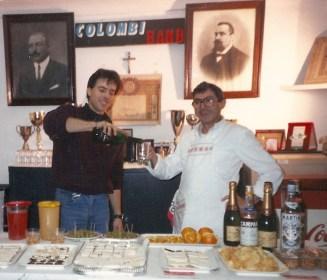 F Pino Roccia (a destra)