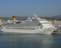 Costa Concordia: tutto è pronto per l'approdo nel porto di Pra'
