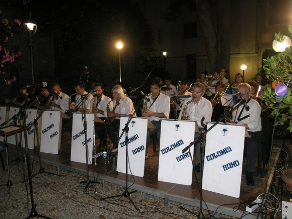 La Big Band in un recente concerto