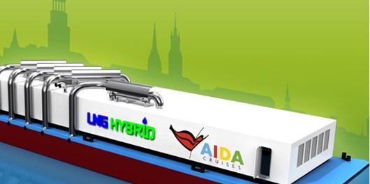 """Amburgo: """"Bettolina energetica"""" per l'elettrificazione delle banchine"""
