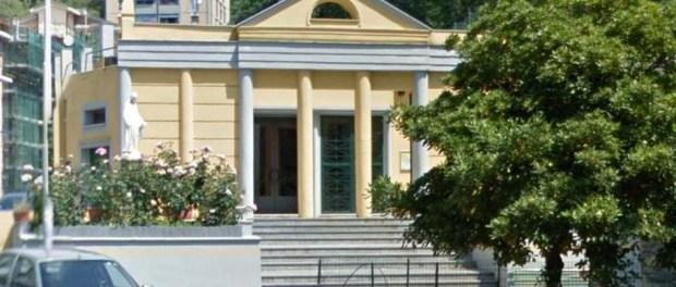 Ingresso di Don Giorgio Rusca alla Chiesa di Maria Madre del Buon Consiglio