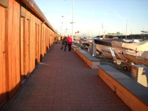 Passeggiata Cantieri Navali di Pra'