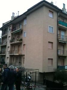 Il palazzo di via VIllini 18