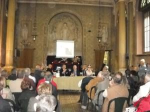 Presentazione del progetto a Villa De Mari