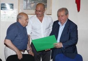 Andrea Bruzzone, Giacomo e Andrea Parodi