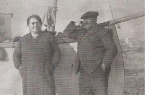 Sebastiano Bignone e Caterina Schiappapietre primi Praini di Albenga
