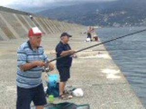 pesca  diga Pra'