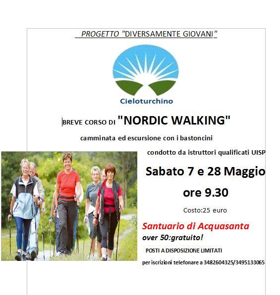 nord walking