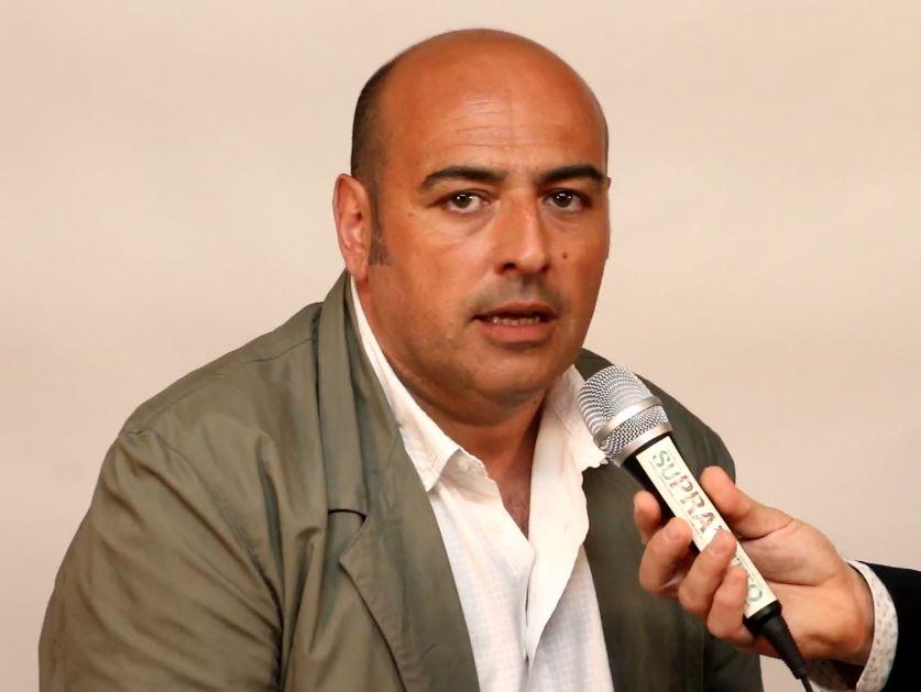 Claudio Chiarotti candidato Praese al Municipio VII Ponente
