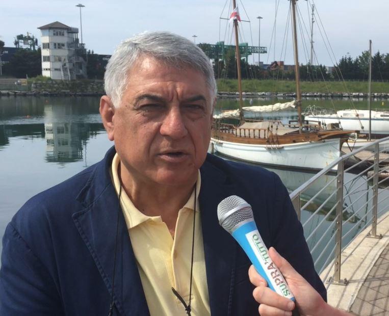 Salvatore Caratozzolo intervistato da SuPra'Tutto