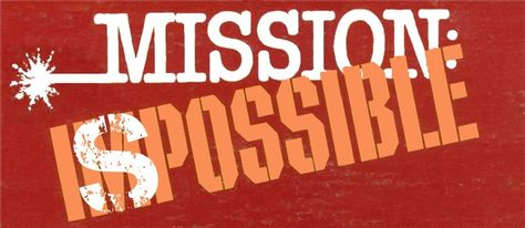 Mission is possible c